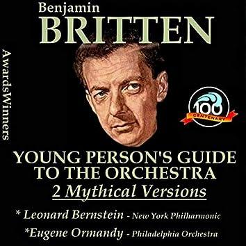 Benjamin Britten: The Centenary Edition, Vol. 1