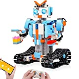 Sillbird STEM Robot Toys for Kids- Educational Engineering Science Kit Building Blocks