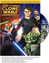 Star Wars Clone Wars V1: A Galaxy (DVD)
