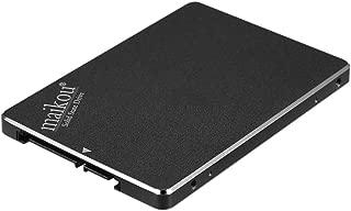 Docooler MAIKOU Mobile SSD 60G/120G/240G/360G/480G/1TB HDD Hard Drive Type-C&USB3.0 Universal Black&60GB