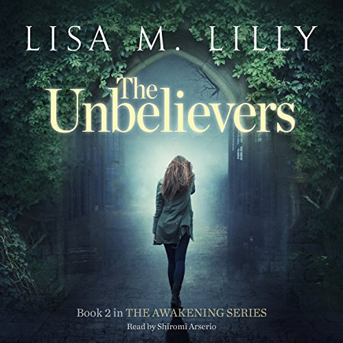 The Unbelievers audiobook cover art