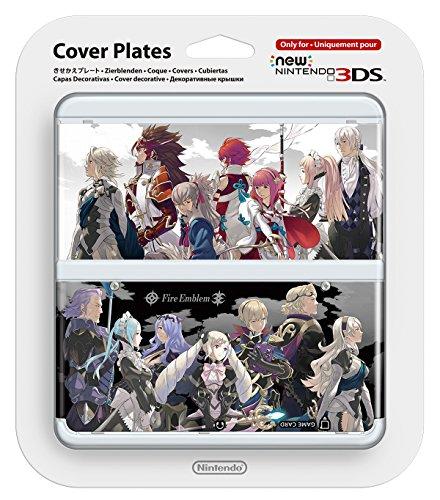 New Nintendo 3DS Cover Plates No.061 Fire Emblem Fates by Nintendo