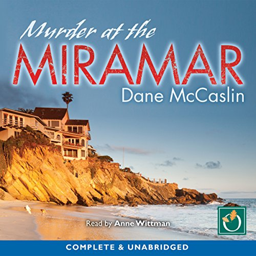 Murder at the Miramar cover art