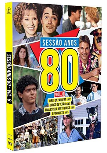 Sessão Anos 80 Vol. 6 [Digipak com 2 DVD's]