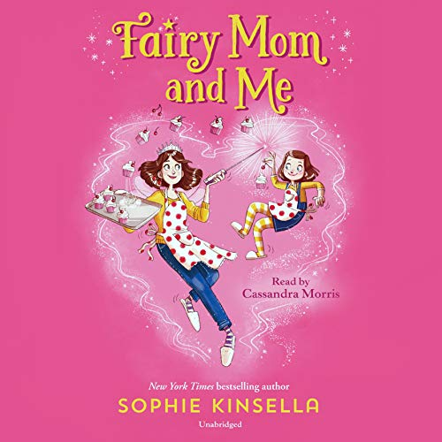Couverture de Fairy Mom and Me #1