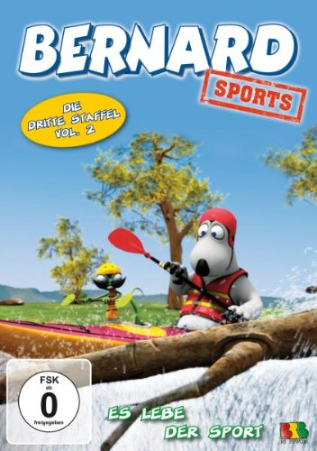 Bernard Sports Vol.2 'Es lebe der Sport!' (3.Staffel)