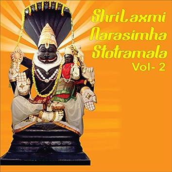Shri Laxmi Narasimha Stotramala, Vol. 2