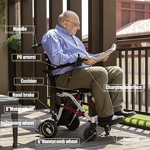 Beyour Walker Electric Wheelchair