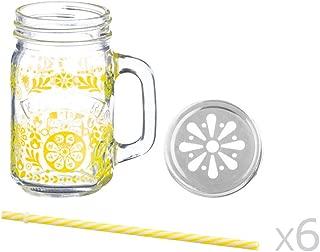 Kilner 7-Piece Lemonade Drinking Set