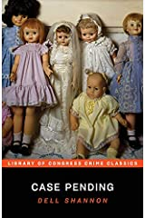 Case Pending (Library of Congress Crime Classics) (English Edition) eBook Kindle
