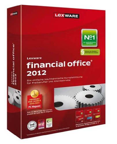 Lexware Financial Office Juni 2012 (Version 16.50) [import allemand]