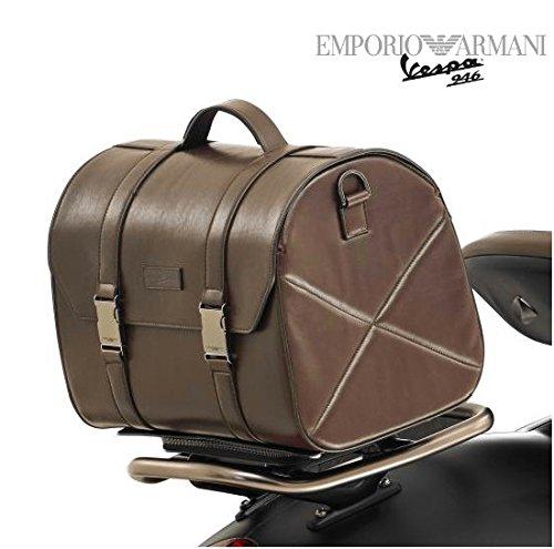 Original Vespa 946 Premium Leder Tasche Emporio Armani
