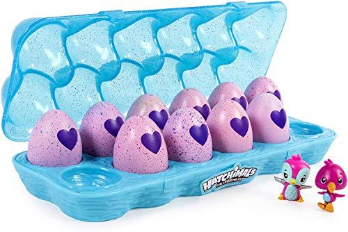 Hatchimals CollEGGtibles Egg Carton 12 Pack - Season 2 Niño/niña 12pieza(s) - kits de figuras de juguete para niños (5 año(s), Niño/niña, Multicolor, 12 pieza(s)) [modelos surtidos]