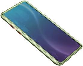 MinWu case for Huawei nova 7i, Slim Simple Stylish Design shockproof Drop Protection Bumper Back Cover for Huawei nova 7i -green