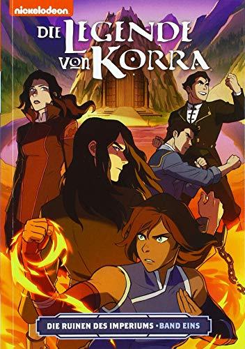 Die Legende von Korra 4: Die Ruinen des Imperiums 1