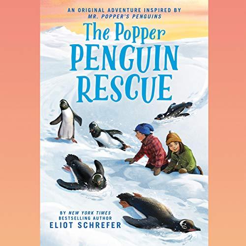 Couverture de The Popper Penguin Rescue