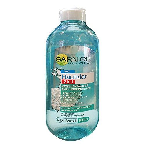 Garnier Hautklar 3in1 Mizellenwasser, 400ml