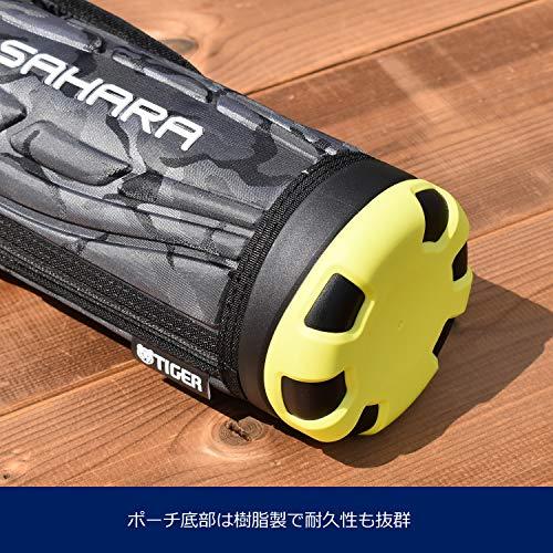 タイガー水筒1リットルサハラステンレスボトルスポーツ直飲み広口保冷専用ブラックMME-F100KK