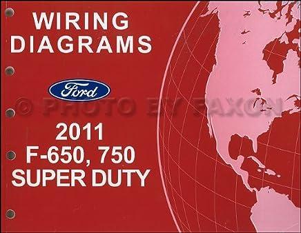 2011 ford f 650 and f 750 super duty truck wiring diagram manual Ford Super Duty Forum 2011 ford f 650 and f 750 super duty truck wiring diagram manual original paperback \u2013 2011