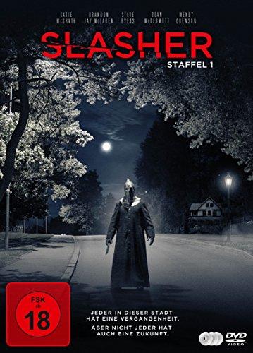 Slasher - Komplette 1. Staffel [2 DVDs]