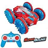Xtrem Raiders Superbound - Anfibio teledirigido para Niños, Azul/Rojo