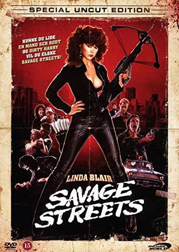 Straße der Gewalt / Savage Streets (1984) ( 5 Deadly Angels ) [ Dänische Import ]