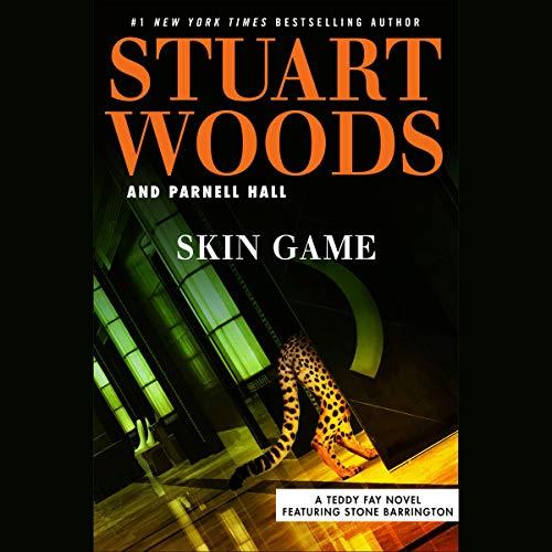Skin Game audiobook cover art