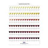 AFFICHE Les Couleurs du Vin