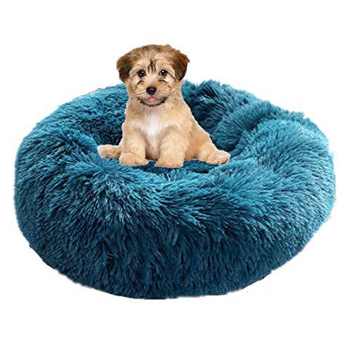 YBBT Cama para Gatos,Cama para Perros,sofá Suave para Gatos,Canasta de Perro,Cesta de Gato Cama cálida cómoda y Lavable, Adecuada para un sueño Profundo