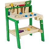 Leo&Emma - Spielwerkbank aus Holz
