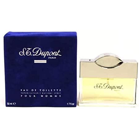 St Dupont By St Dupont For Men. Eau De Toilette Spray 1.7 Ounces