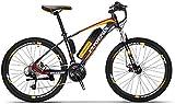 Bicicletas Eléctricas, Adulto bicicleta eléctrica de montaña, Bicicletas 250W nieve, extraíble 36V 10AH batería de litio de 27 de velocidad de bicicleta eléctrica, 26 pulgadas Ruedas ,Bicicleta
