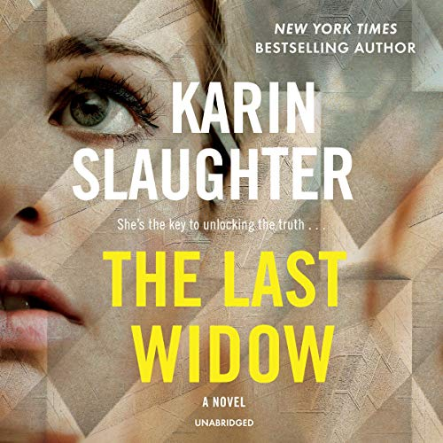 The Last Widow: A Novel cover art