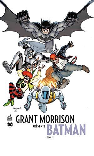 Grant Morrison présente Batman - Tome 11 - Requiem - Partie 1