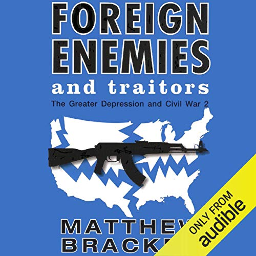 Foreign Enemies and Traitors cover art