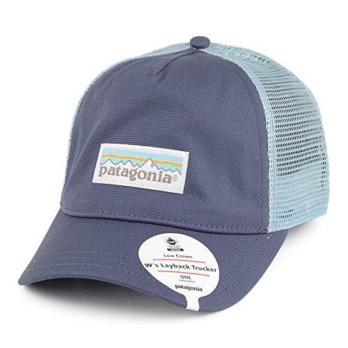 Patagonia Pastel P-6 Label Layback Trucker Hat Women - Schirmmütze