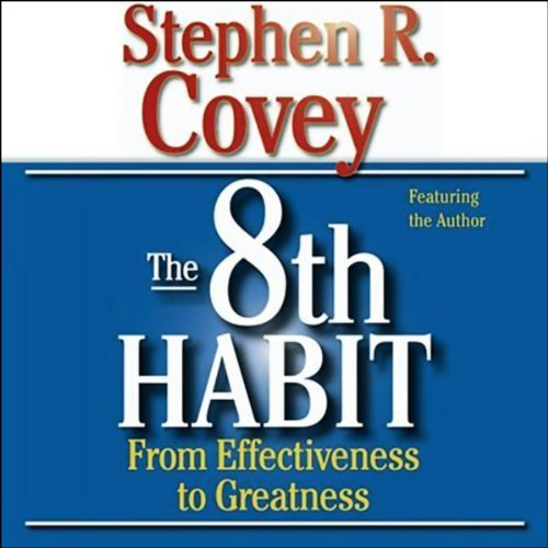 The 8th Habit audiobook cover art