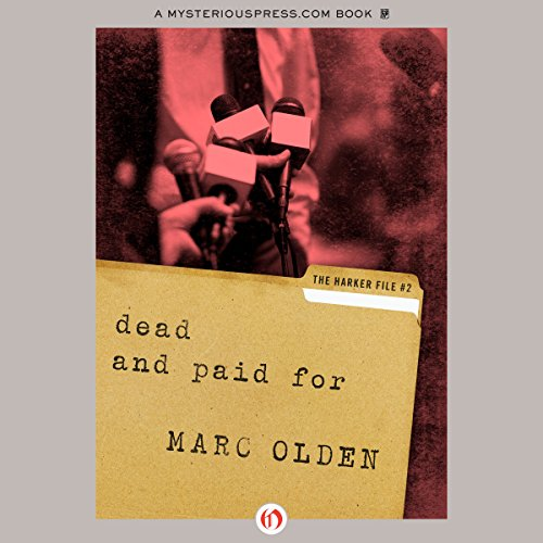 Dead and Paid For audiobook cover art