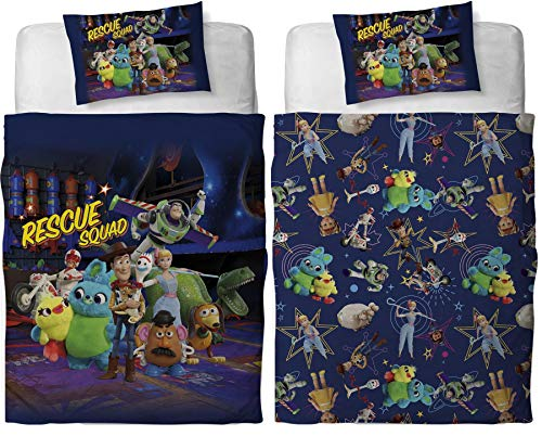 copripiumino singolo toy story Copripiumino ufficiale Toy Story 4 per letto singolo
