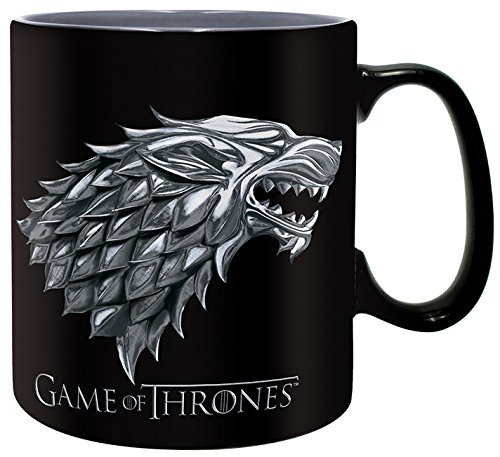 ABYstyle - GAME OF THRONES - Taza - 460 ml - Stark/Winter...