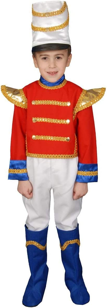 Toy Soldier Costume Toddler Max 85% OFF Department store -