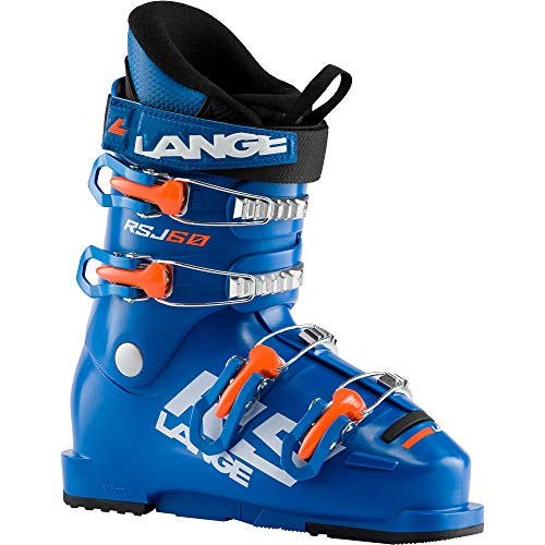 Lange RSJ 60 Stivali da Sci, Juventud, Unisex, Blu, 220