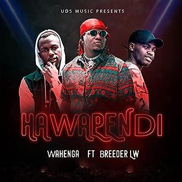 Hawapendi (feat. Breeder LW)