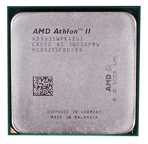 AMD Athlon II X4–635, 2,9GHz 2MB Quad-Core CPU procesador Socket AM3938-pin 95W