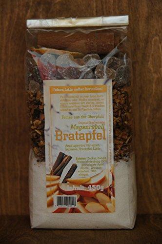 Ansatzmischung für Bratapfel - Likör