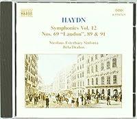 Symphonies Nos.69 'laudon