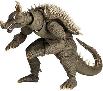 Godzilla Revoltech SciFi Super Poseable Action Figure Anguirus by Kaiyodo Jap.