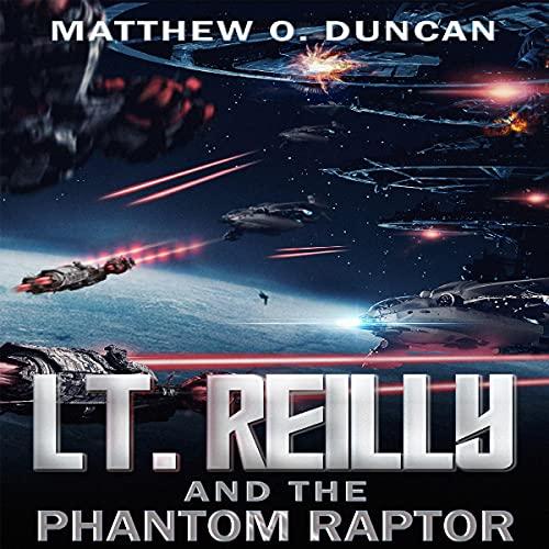 Lt. Reilly and the Phantom Raptor cover art