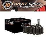 WestCoast Wheel Accessories W5614STB Wheel Lug Nut
