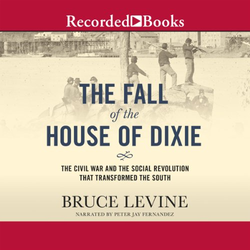 The Fall of the House of Dixie audiobook cover art